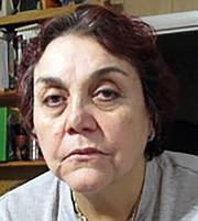 Tatiana Baker, residente de Silver Spring, MD
