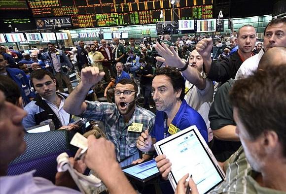 Wall Street contagia su depresión al resto de las bolsas mundiales