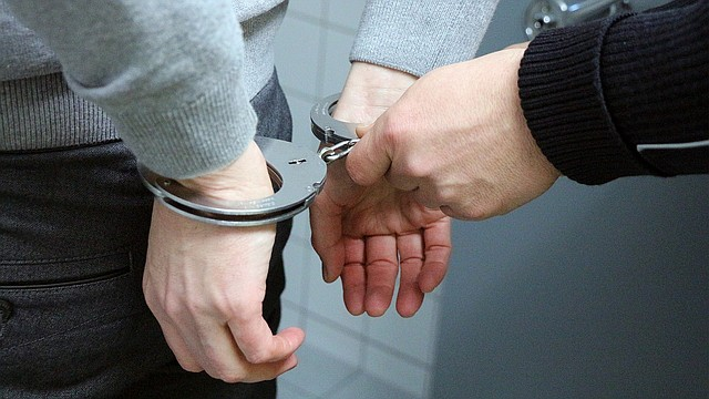 SEGURIDAD. Foto de referencia de una detención policial