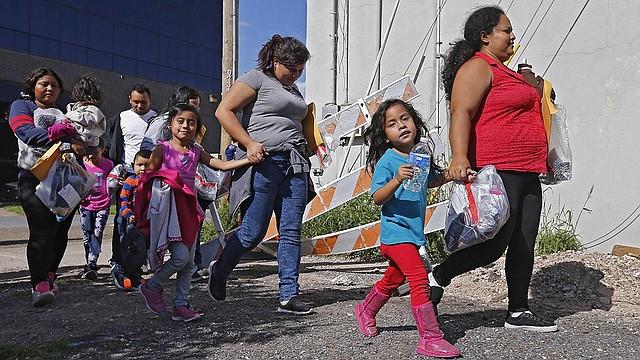 FRONTERA. Se conoció que en los últimos dos meses la Patrulla Fronteriza ha detenido a 139 mil 817 inmigrantes indocumentados en la frontera con México.
