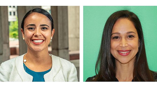 Dos mujeres latinas ocuparán posiciones de poder en la Alcaldía de Boston