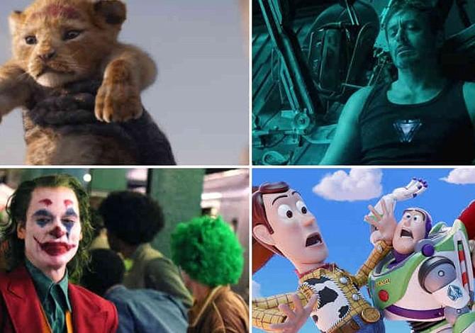 Las 10 películas más esperadas de 2019