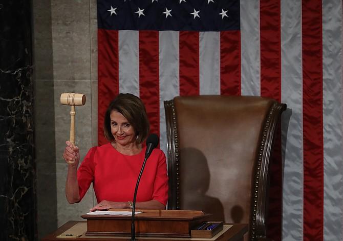 El nuevo Congreso: Pelosi retoma el mazo de la Cámara