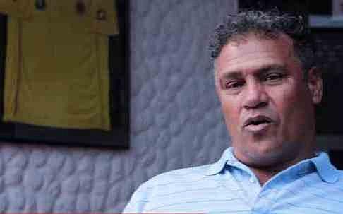 DEPORTE. Foto de archivo del ex deportista Radamel García King, padre de Falcao
