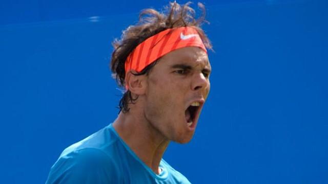 TENIS. Rafael Nadal, tenista español
