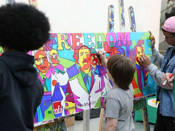 "MFA celebrará su tradicional ""Open House"" el día de Martin Luther King Jr."