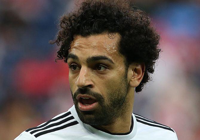 El egipcio Salah repite como Jugador Africano del Año