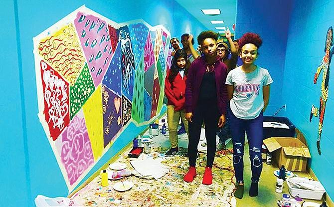 Creatividad y diversión después de la escuela