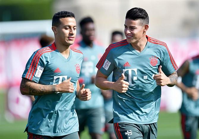 Arsenal habría ofertado 70 millones de euros por James Rodríguez