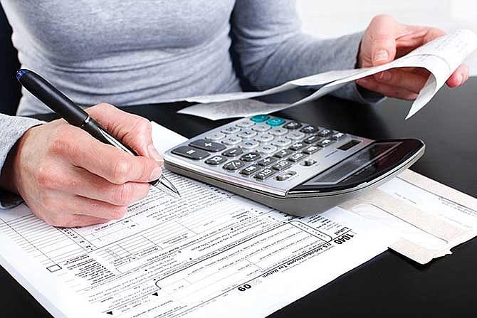 Comience a prepararse para los impuestos