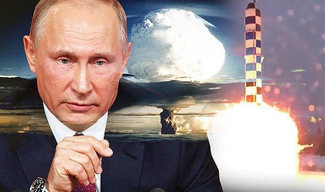 Avangard, el misil ruso indetectable