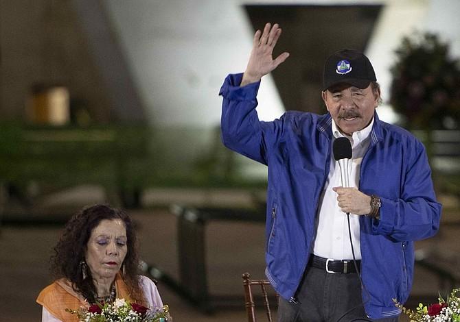 Nicaragua comienza el año en incertidumbre por represión de Daniel Ortega