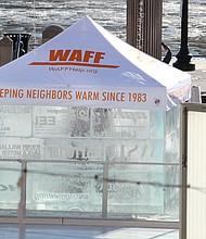 La casa de hielo estará abierta al público el 18 y 19 de enero en The Wharf en Washington DC. Visítela gratis y aprenda sobre los programas de asistencia de Washington Gas.