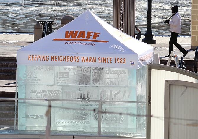 La Casa de Hielo llega a DC con Washington Gas