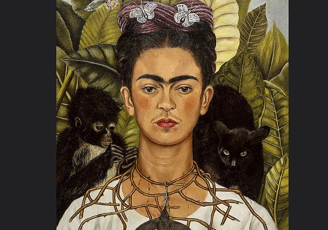 Exhibición de Frida Kahlo llega al MFA en febrero