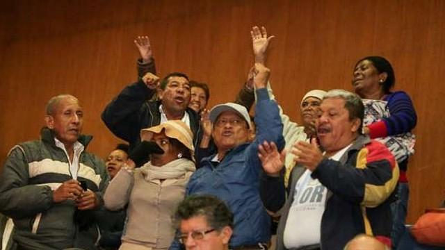ECUADOR. El Gobierno de Ecuador se comprometió la mañana de este viernes a realizar el pago a los maestros jubilados que quedaron rezagados entre 2008 y 2010