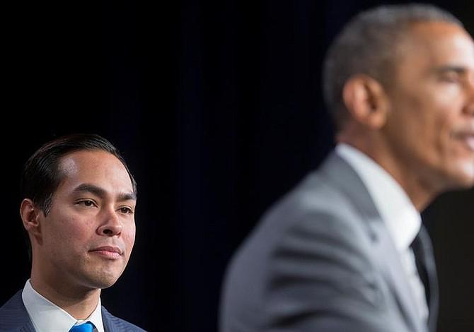 Demócrata Julián Castro anuncia candidatura a la presidencia de EE.UU.