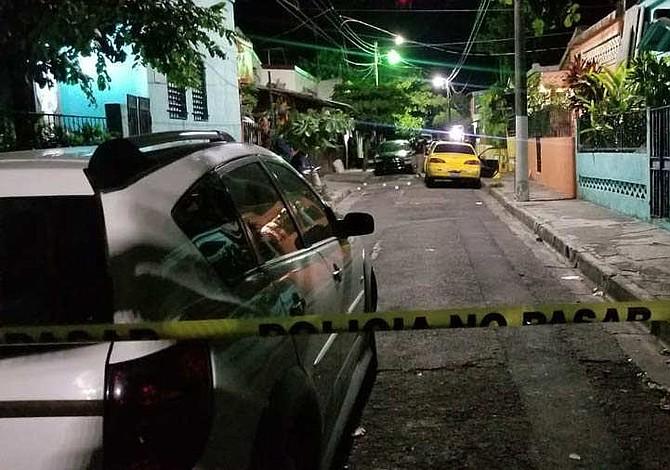 Asesinada pareja en el oriente de El Salvador