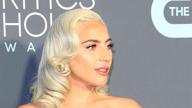 SHOW. La cantautora estadounidense Lady Gaga llega a la 24ª edición de los Critics' Choice Awards en el Barker Hangar de Santa Mónica, California, EE.UU.