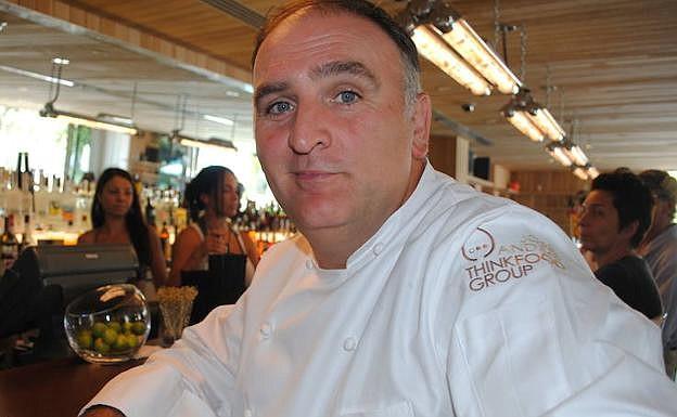 José Andrés, el chef que alimenta a los empleados federales en Washington