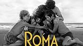 CINE. Foto de promoción de la película Roma, escrita y dirigida por Alfonso Cuarón