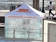 ACTIVIDAD. La casa de hielo estará abierta al público el 18 y 19 de enero en The Wharf en Washington DC. Visítela y conozca sobre los programas de asistencia de Washington Gas