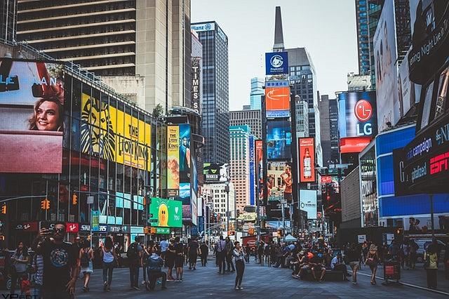El turismo sigue creciendo en Nueva York