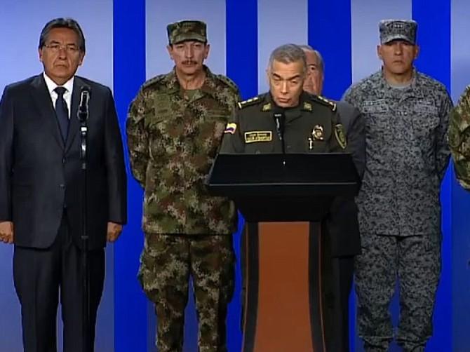 TERRORISMO. Guillermo Botero confirmó que José Aldemar Rojas Rodríguez, alias el 'Mocho' o 'Quico' perteneció al ELN