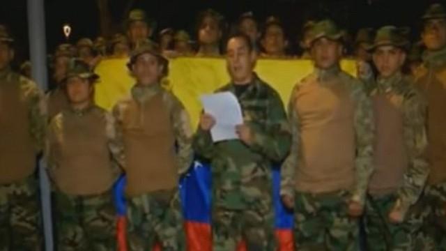 COLOMBIA. Se pronunciaron desde territorio colombiano