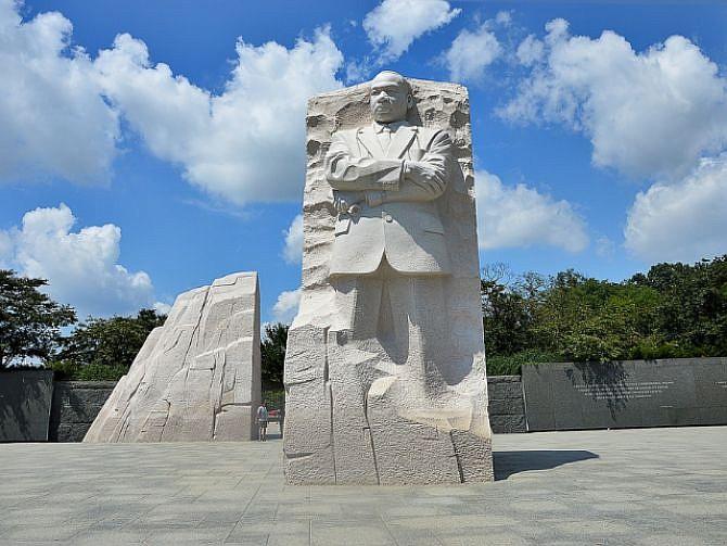 EE.UU. El Monumento se ubica en la capital norteamericana
