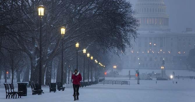 TEMPERATURA. Se conoció que se han emitido advertencias y avisos de ráfagas de viento frío para gran parte de la región