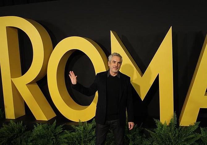 Roma va muy bien encaminada al Oscar
