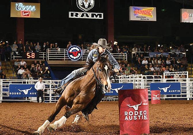 Asegura tu lugar en el Rodeo Austin