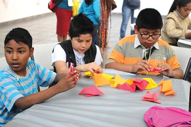 Clases de Origami