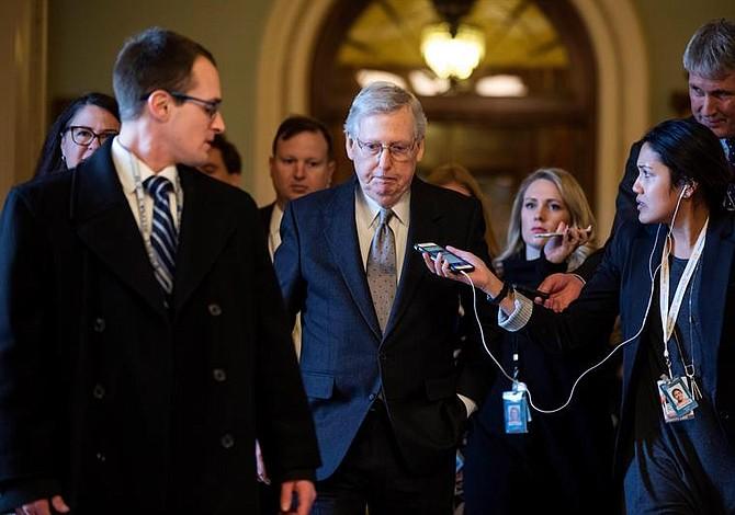 Partido Republicano critica a demócratas por especular sobre trama rusa
