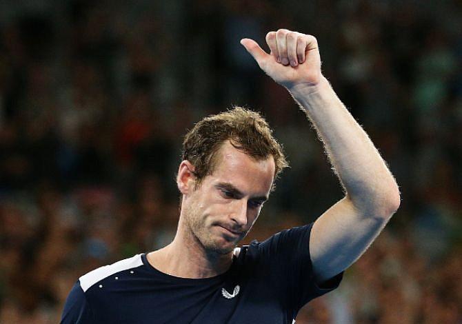 Andy Murray dice adiós al tenis
