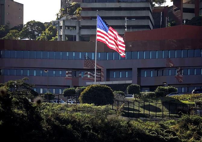 Embajada de EE.UU. en Bogotá procesará solicitudes de visas realizadas en Caracas