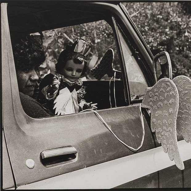 Chalma, 1974 Graciela Iturbide (Mexican, born in 1942) Photograph, gelatin silver print *Museum purchase with funds donated by John and Cynthia Reed, Charles H. Bayley Picture and Painting Fund, Barbara M. Marshall Fund, Lucy Dalbiac Luard Fund, Horace W. Goldsmith Foundation Fund for Photography, Francis Welch Fund, and Jane M. Rabb Fund for Film and Photography *© Graciela Iturbide *Courtesy, Museum of Fine Arts, Boston