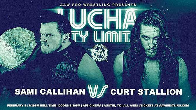 AAW Pro Wrestling presenta: Lucha City Limits