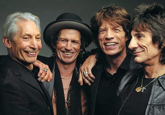Rolling Stones en Houston