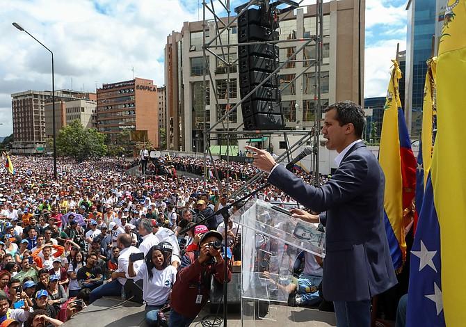 OPINIÓN   Libertad y democracia para Venezuela