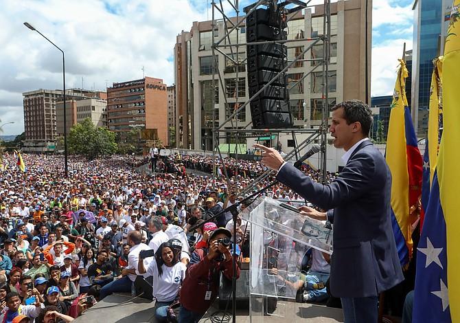 OPINIÓN | Libertad y democracia para Venezuela