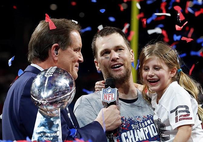 Los Patriots ganaron el Super Bowl LIII