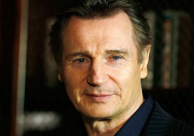 El actor Liam Neeson pensó en cometer un asesinato racista para vengar una violación