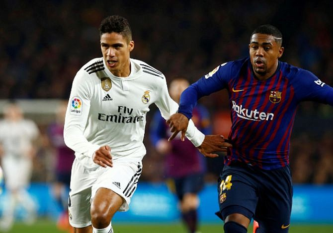 Barcelona y Real Madrid definirán el pase a la final de la Copa del Rey en el Santiago Bernabéu