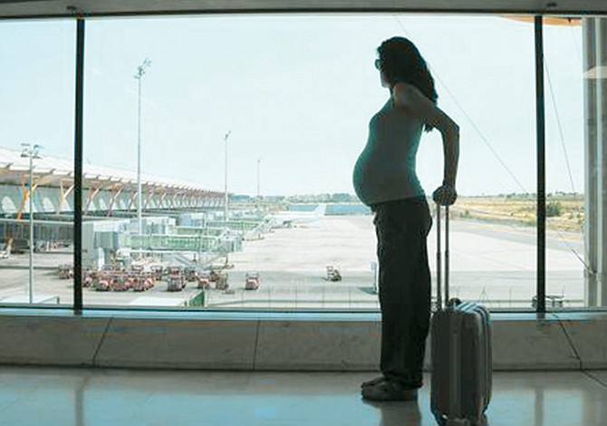 Turistas rusas llegan al país para dar a luz