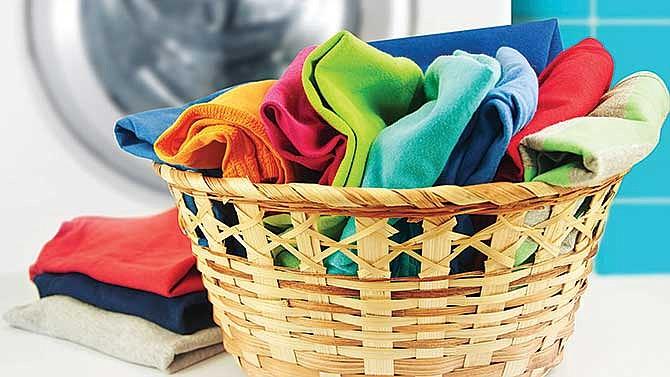 La ropa nueva se debe lavar antes de usar