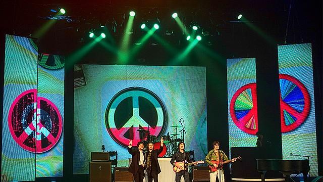 HOMENAJE. La banda Rain interpretará las canciones que marcaron la carrera musical de la agrupación compuesta por Paul McCartney, John Lennon, Ringo Starr y George Harrison.