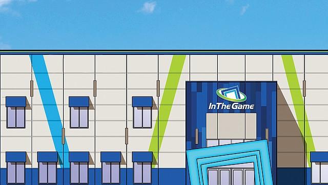 Fachada de la edificación que albergará In The Game, en Peabody, MA