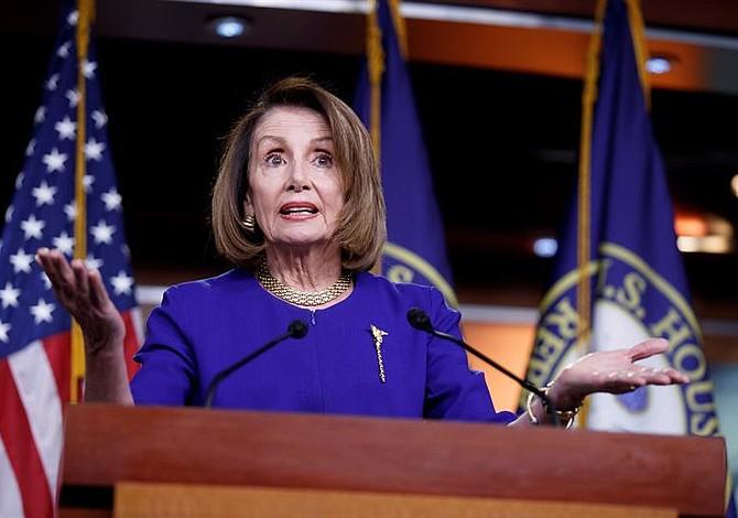 Nancy Pelosi apoya reconocimiento de EE.UU. a Juan Guaidó
